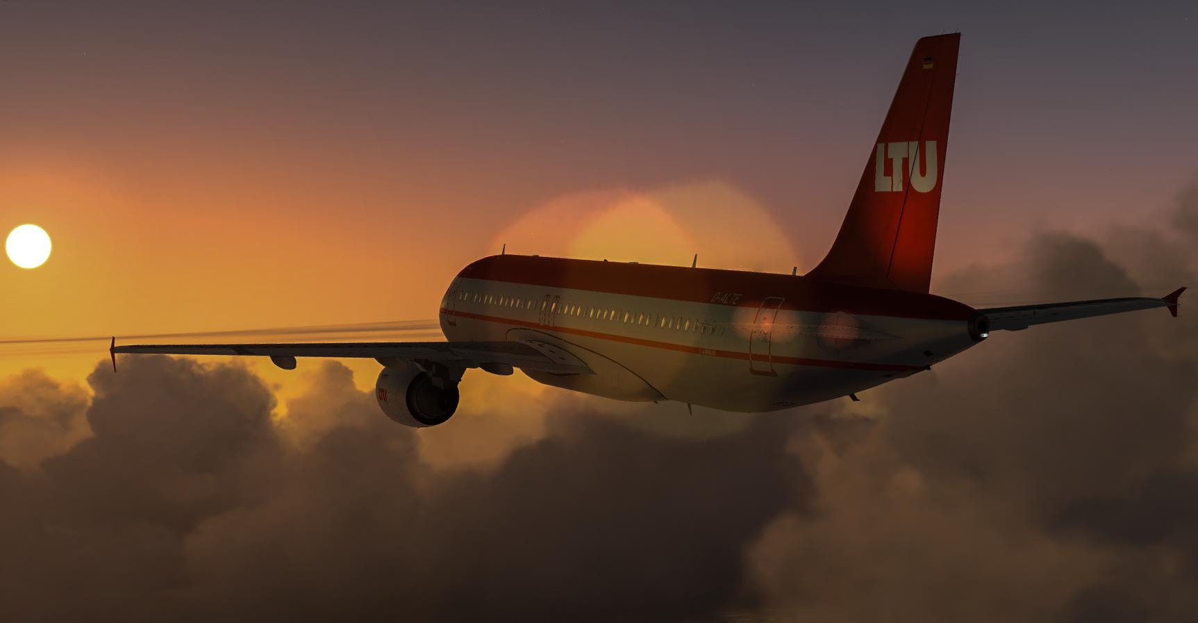 landungen tegel heute
