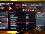 100 1442 - MSI X370 GAMING M7 ACK Testers Keepers