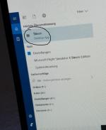 Windows 10 Startmenü Icons Anzeigefehler